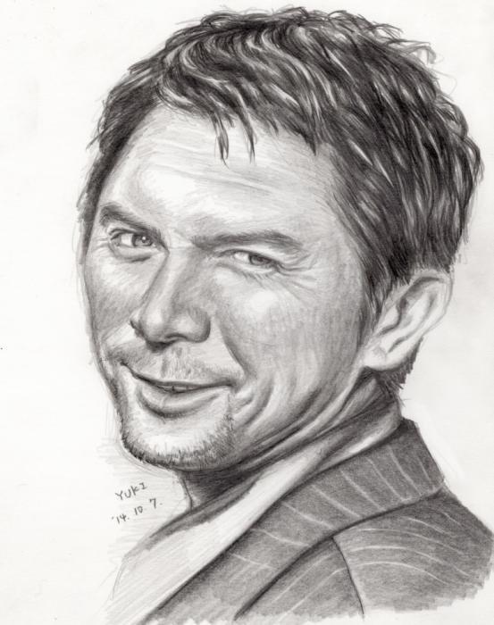 Lou Diamond Phillips by Yuki